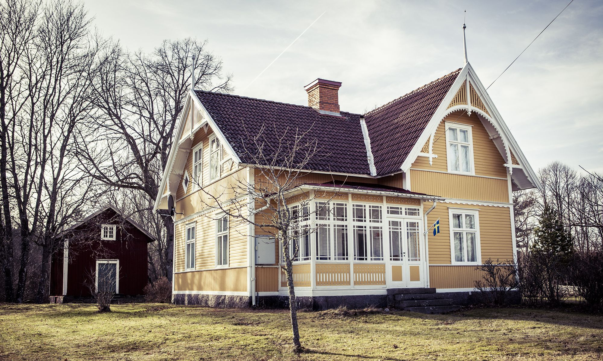 Ferienhaus in Björnhult, Småland
